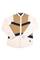 Martin | Men's Long Sleeve Poplin Color Blocked Shirt