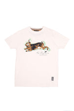 Ricky | Men's Rabbit Crew Neck T-Shirt