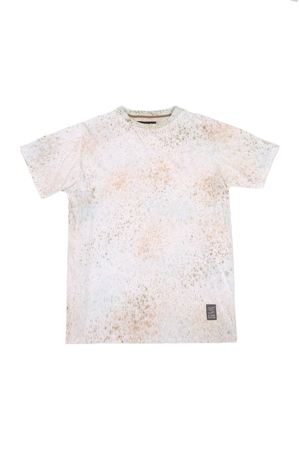 Lamont | Men's Jersey Crew Neck Tie Dyed T-Shirt