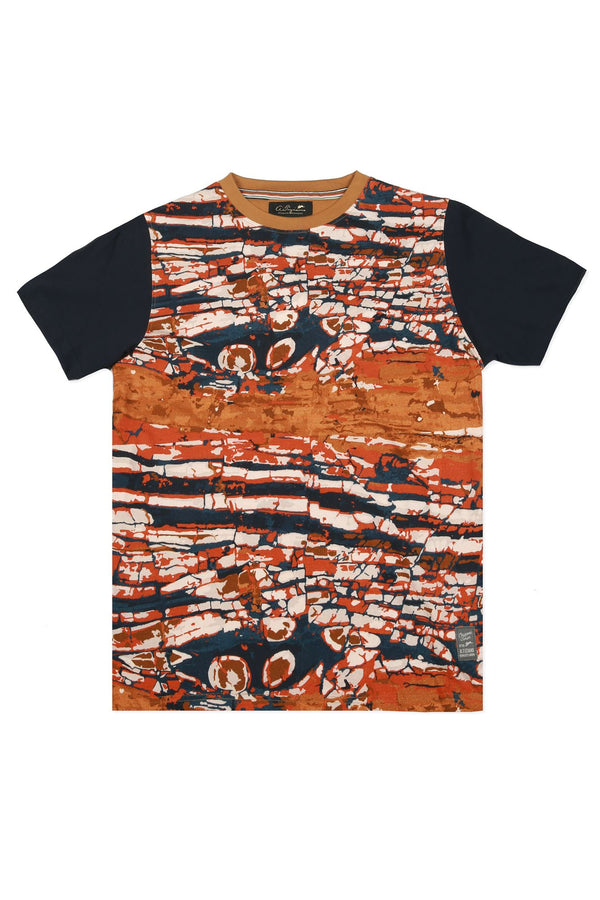 Tom | Men's Short Sleeve Graphic T-Shirt