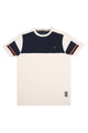 Thomas | Men's Short Sleeve Bubble Knit Crew-neck T-shirt
