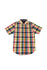 Riley | Men's Short sleeve Plaid Shirt