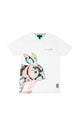 Kobe | Men's Short Sleeve Knit With Rabbit Graphic T-Shirt