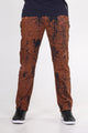 Hawk | Men's Cracked Pattern Twill Jean