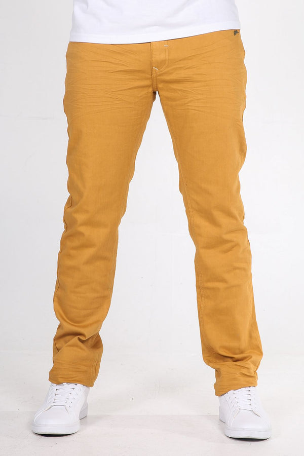 Shane | Men's Antiqued Colored Twill Jeans