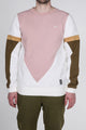 Adam | Men's Long-Sleeve Color Block Pullover