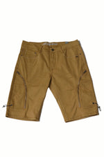 John | Men's Stretch Canvas Technical Shorts