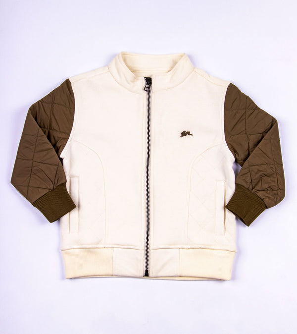 Tyler | Boys Fleece Bomber Jacket