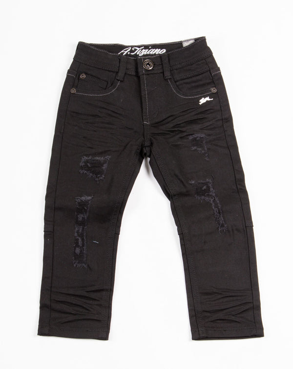 Mathis | Boys Stretch Twill Pants