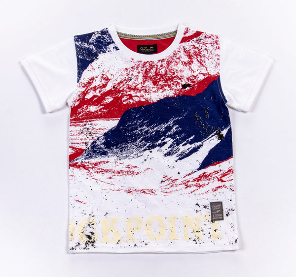 Decker | Boys Graphic T-Shirt