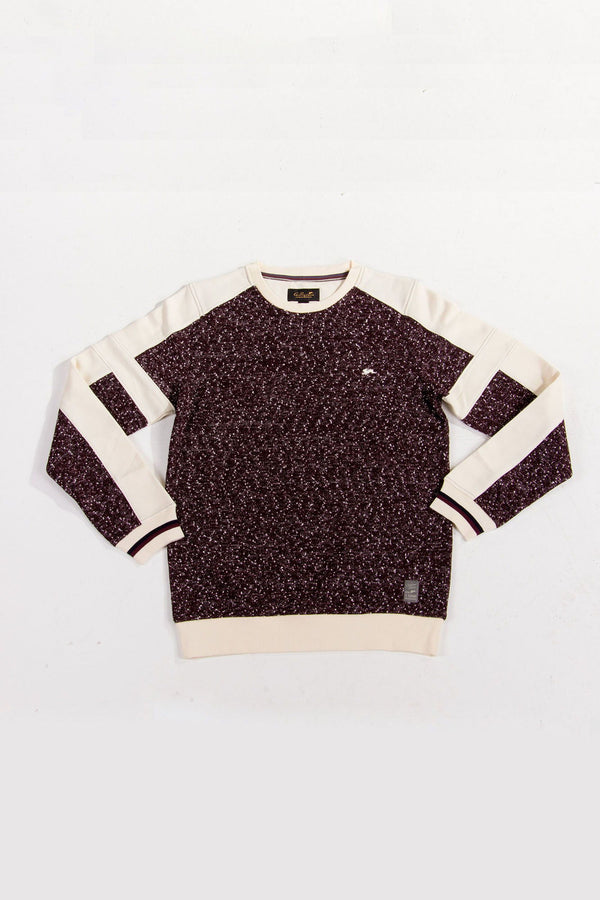 Winslow | Long Sleeve Crewneck Fancy Knit