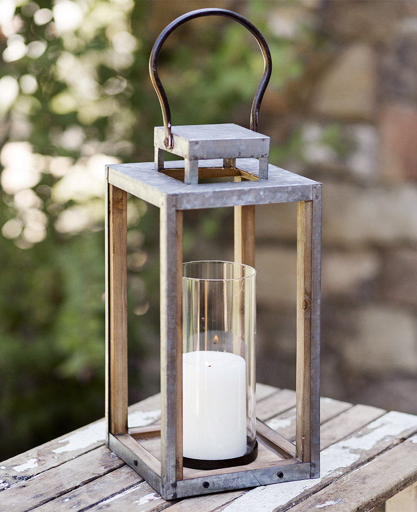 The Asheville Rustic Lantern - Charming Wood Home