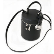 The Ruga Leather Cylinder Bag (B137)