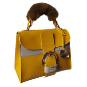 ONE & ONLY Two-Toned Kelly-Bag  (27011)