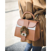 ONE & ONLY Two-Toned VVIANA Bag  (27011)