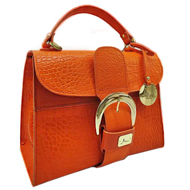 VIVIANA Dual Leather Bag (27011 Crock)