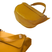ONE & ONLY  Sole Dual Leather Bag (29002 Large)