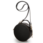 Palmellato Leather Circle Bag (B180)