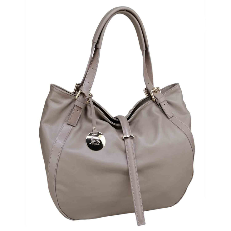 Leather Tote (B270)