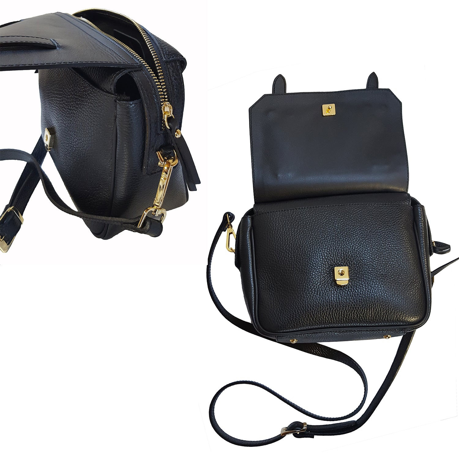 ONE & ONLY Aviator Cross-Body (B272)