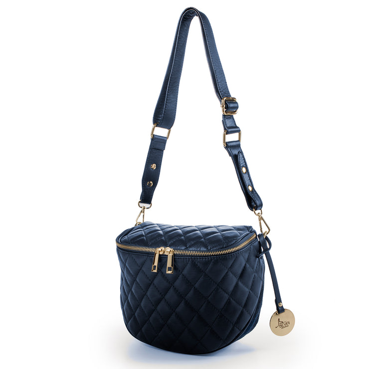 Quilted Crossbody (B274)