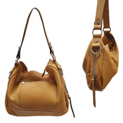 Hobo's bag in Dollaro Leather (B315)