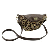 Leopard print haircalf X-Body (B354)