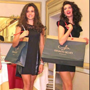 Bevini Modena Signature Shopping Bags