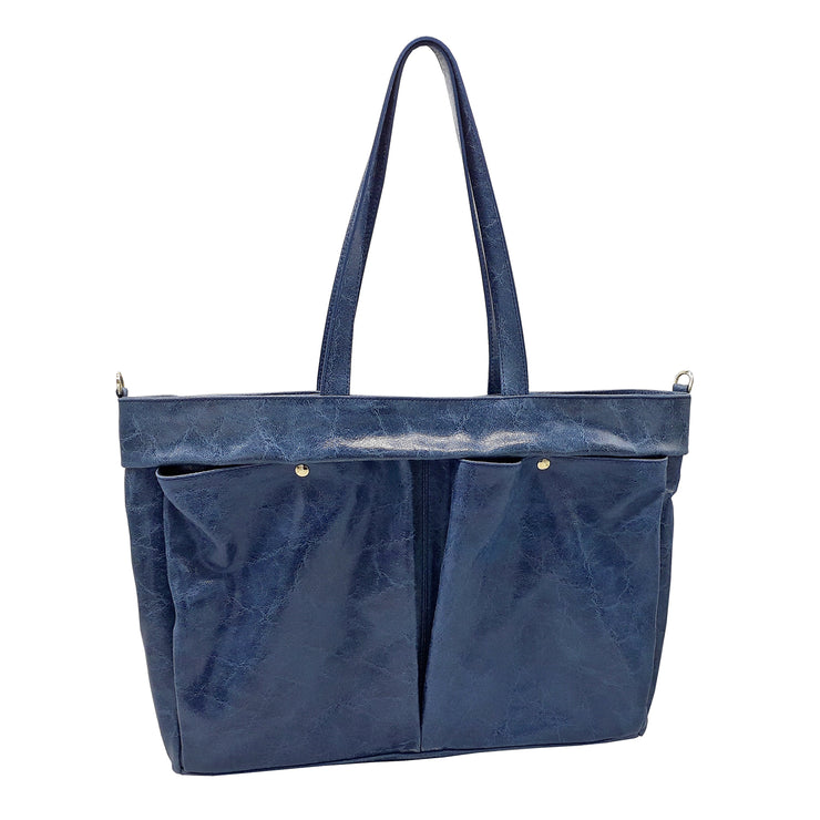 TIZIANA, around the City Large Tote Bag