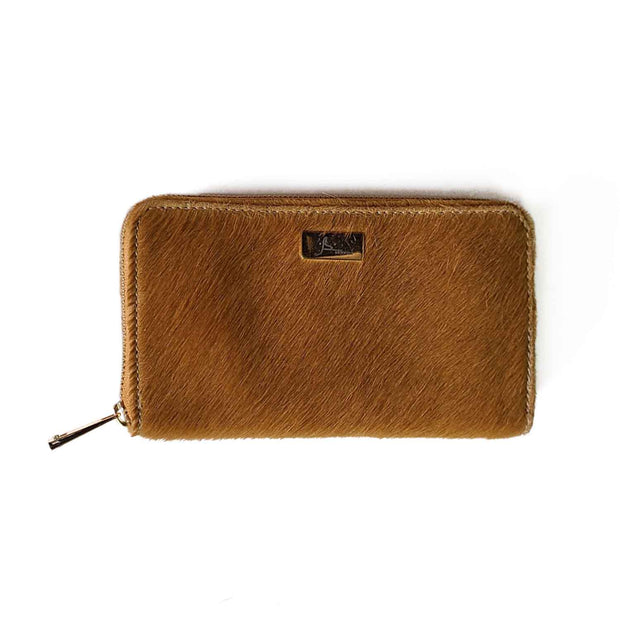 WALLET in HairCalf  (W01)
