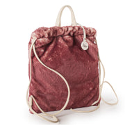 Ultra Soft Faux Backpack (B292)