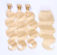 Blonde Brazilian Body Wave 4pc