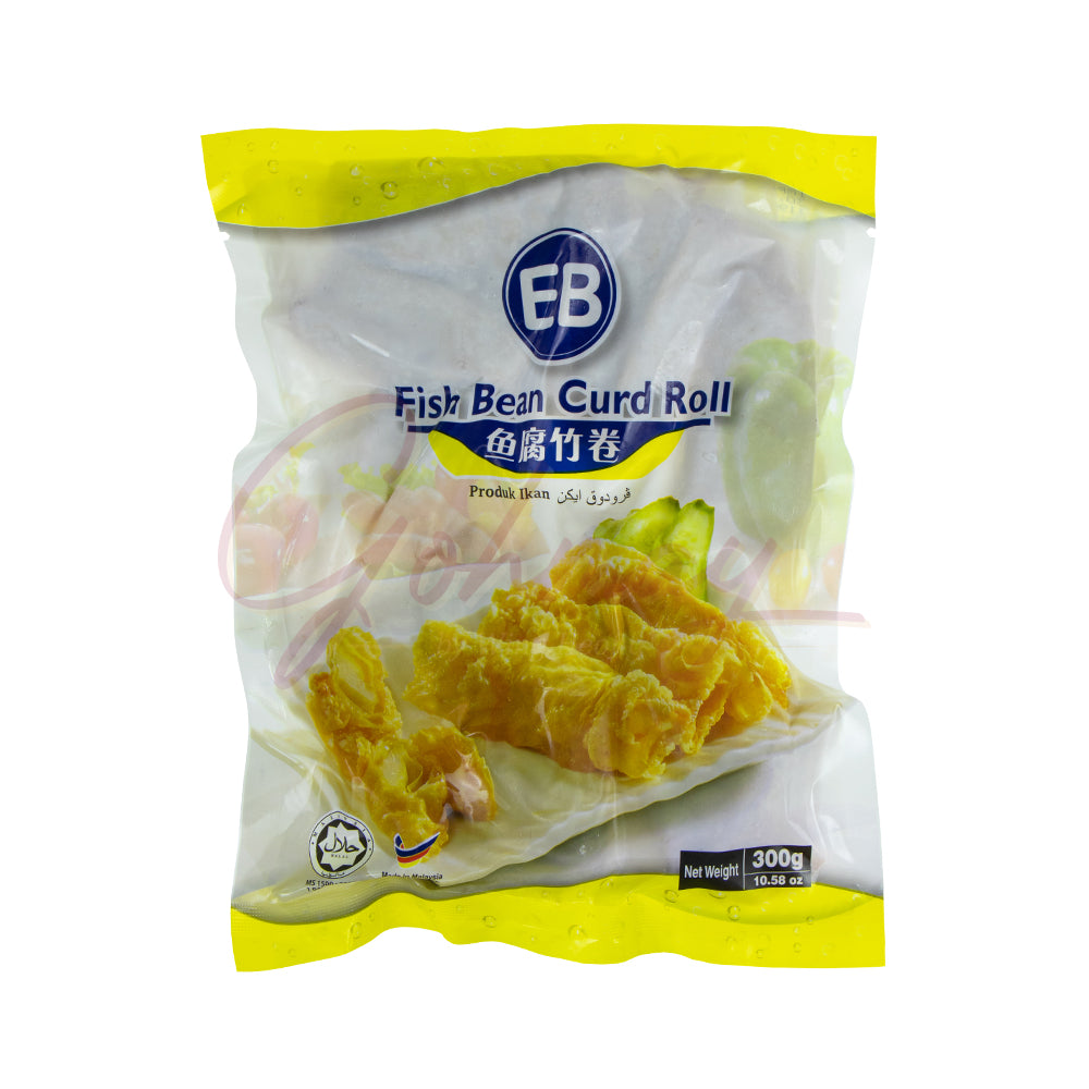 Fish Bean Curd Roll