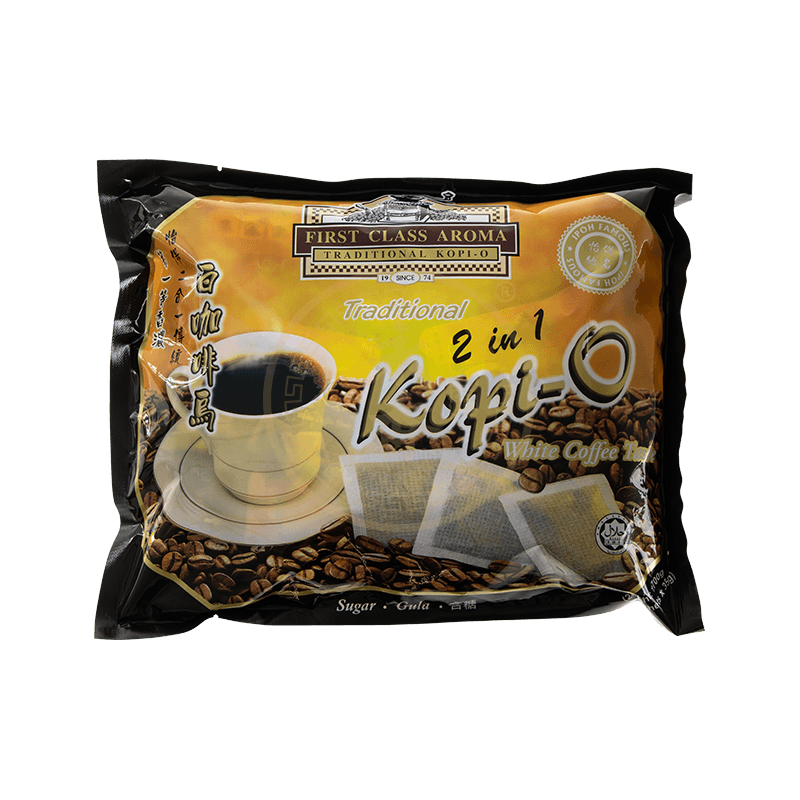 Traditional 2 in 1 Kopi-O