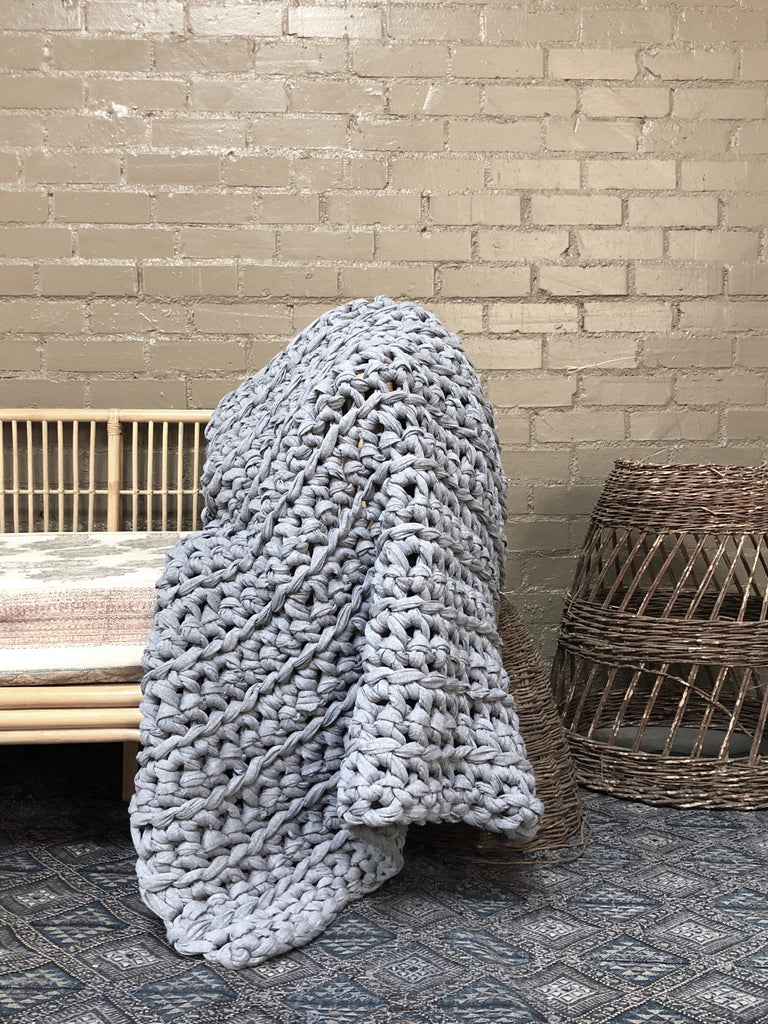 Earl Grey Weighted Blanket