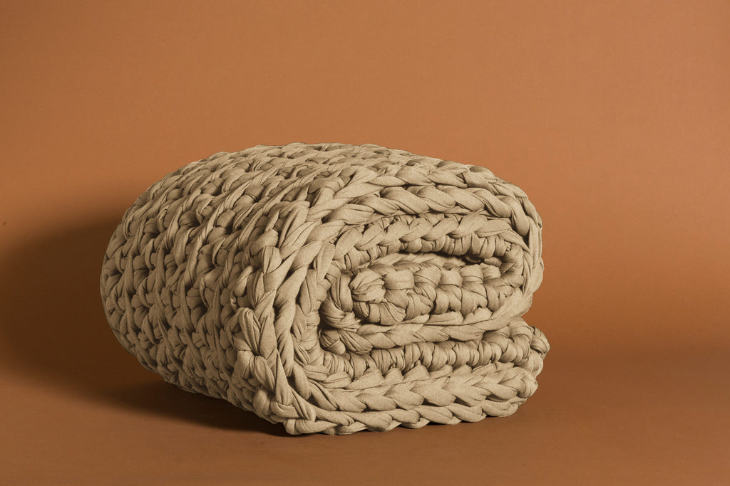 Sand Weighted Blanket