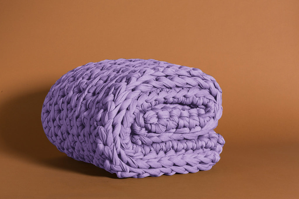 Violet Weighted Blanket