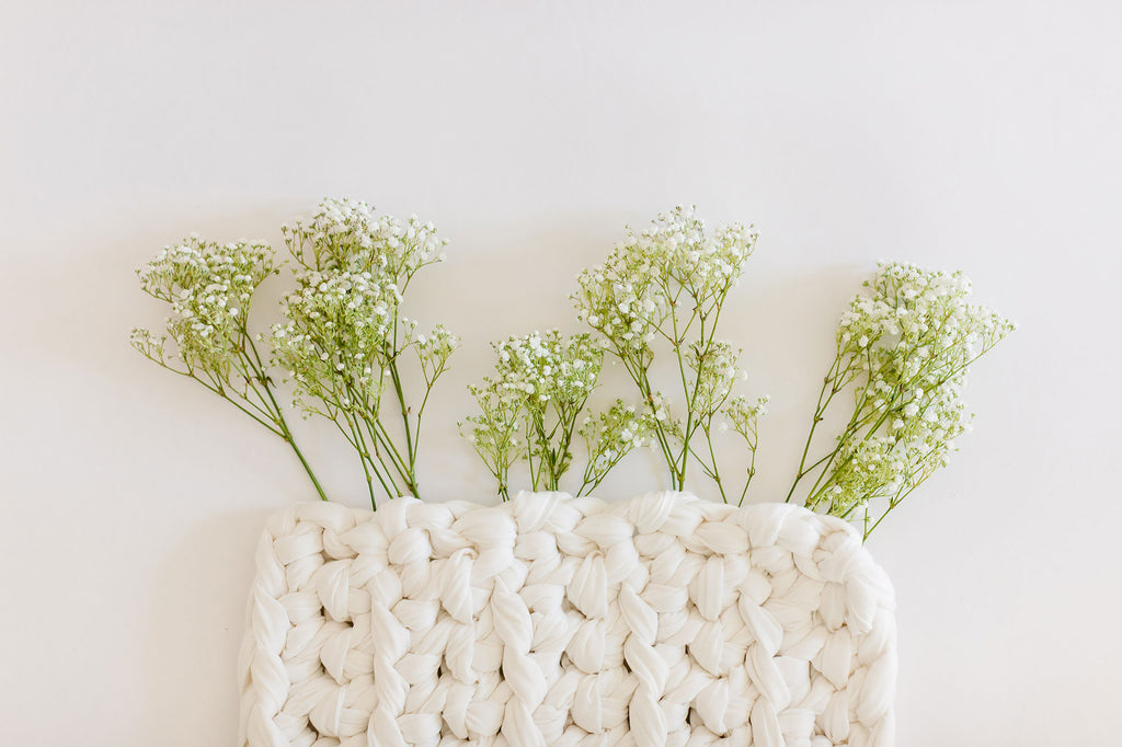 Baby's Breath Weighted Blanket