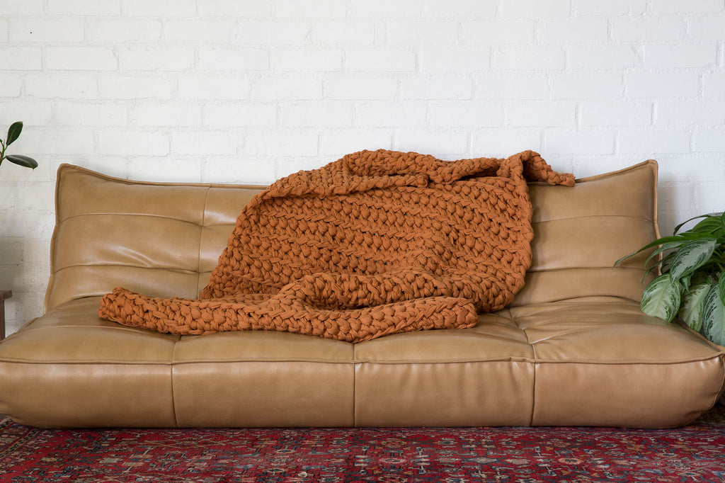 Butterscotch Weighted Blanket