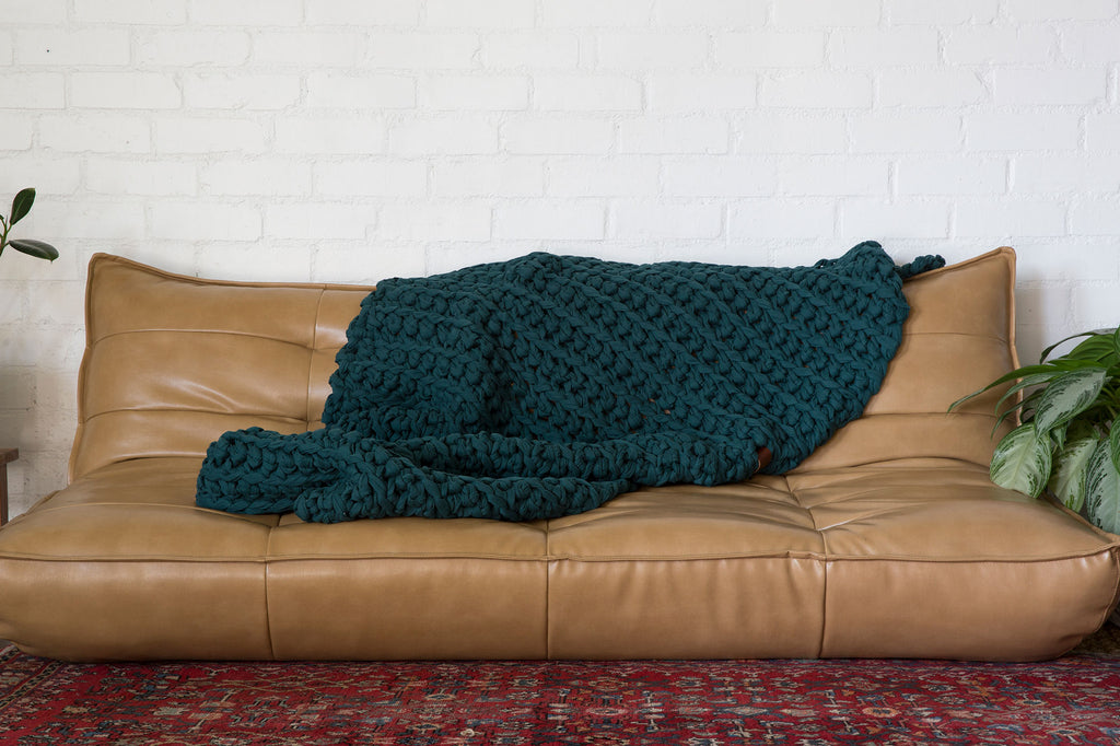 Evergreen Weighted Blanket