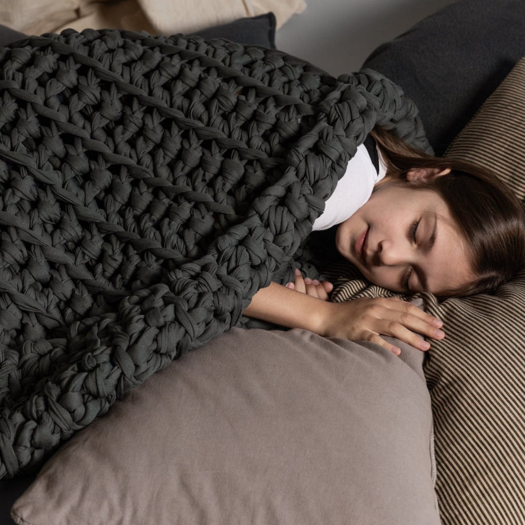 Succulent Weighted Blanket
