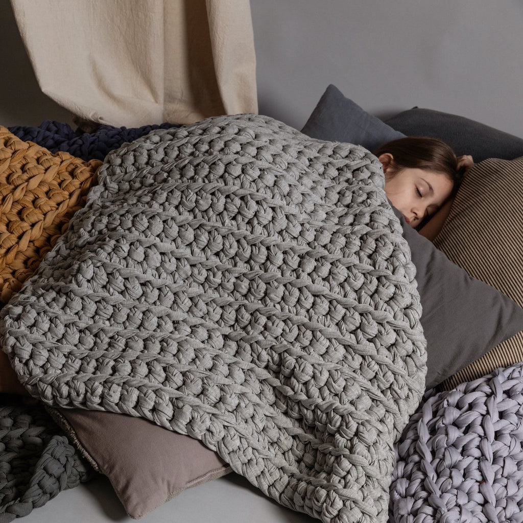 Rolling Fog Weighted Blanket