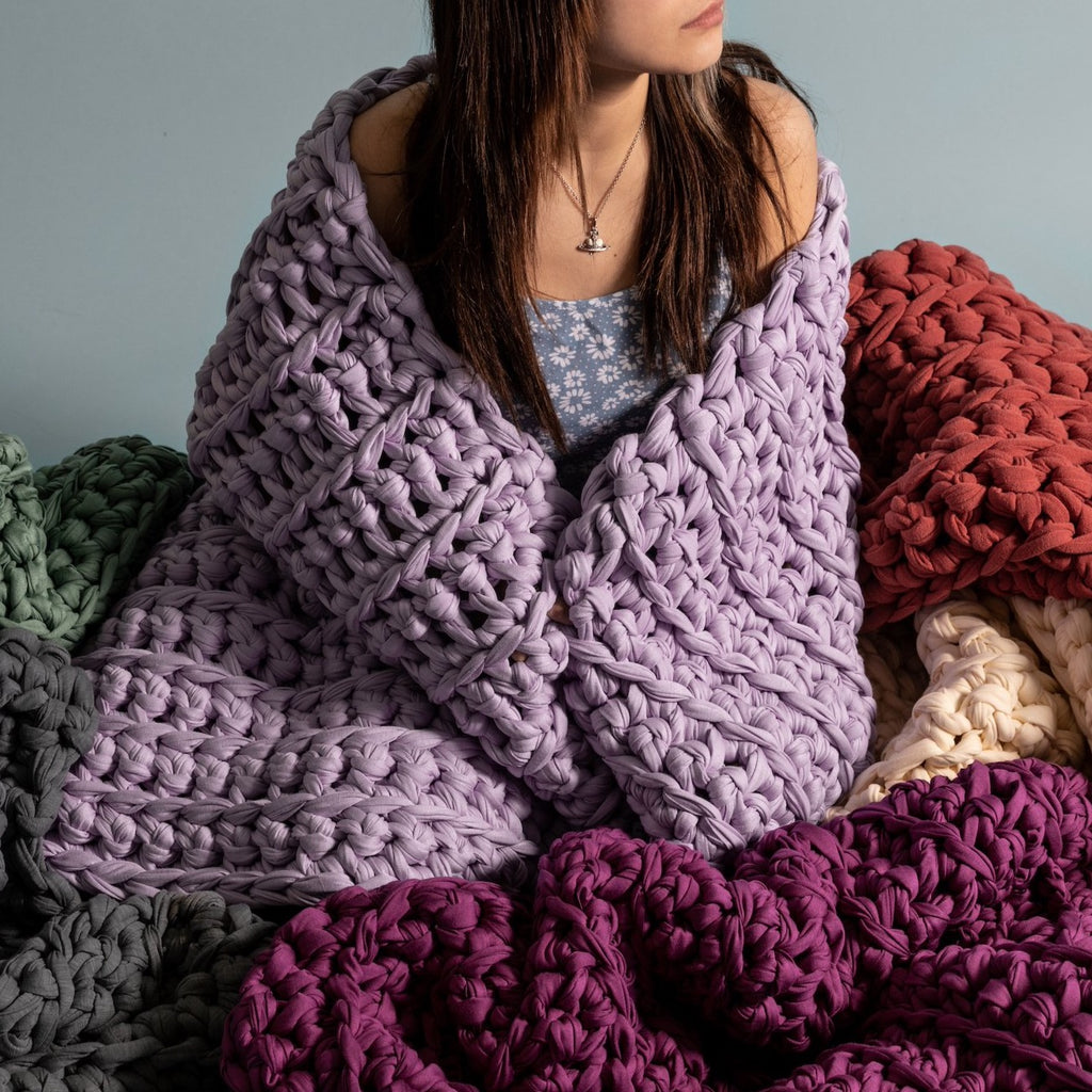 Wisteria Weighted Blanket