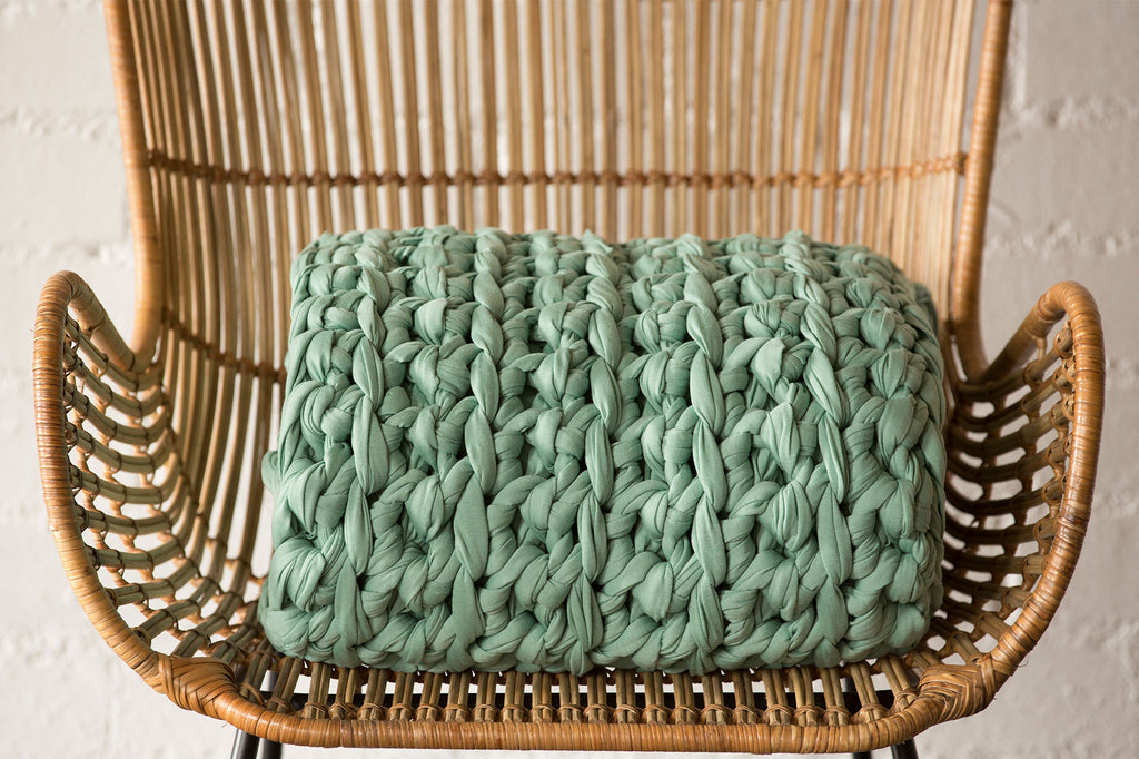 Sea Glass Weighted Blanket