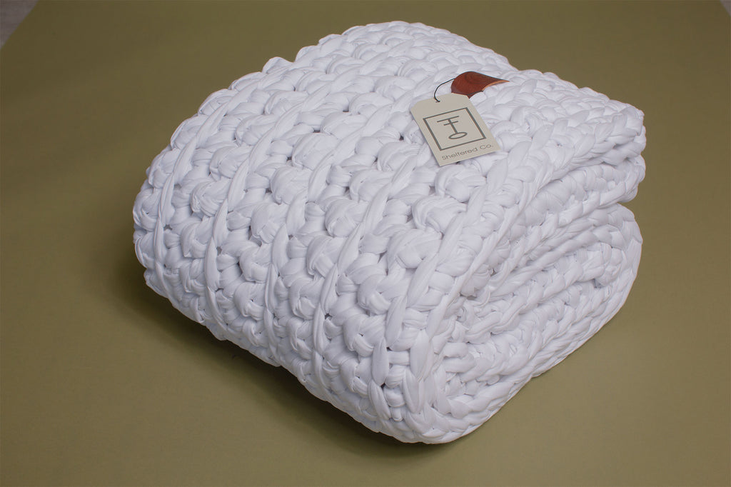 Porcelain Weighted Blanket