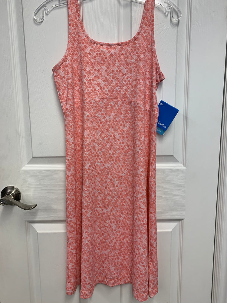 Columbia Freeze Summer Dress - Coral