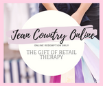 Jean Country ONLINE Gift Certificate