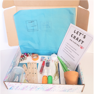 DIY Experiments Craft Kit
