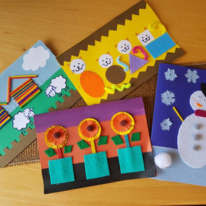 Picture Card Making Kit