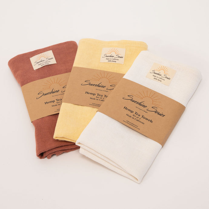Hemp Tea Towels